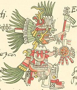 Hoy nace Huitzilopochtli… A Dios Sol, su ponche.